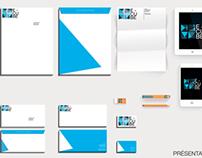 Corporate identity E-cube