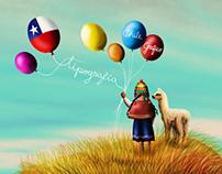 Gráfica chilena