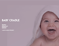 Baby Cradle - Simple Product Design