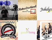 Logos for tv