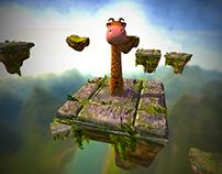"""Indie Game - Unity5 """"SKYHIGH"""""""