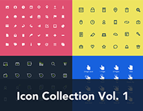 Icon Collection Vol #1