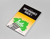 """""""Bretagnez Vous !"""" Book Design"""