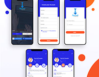 Synced Mobile App Ui Design