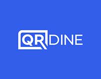 QRDine Logo Design