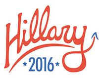 Hillary Clinton 2016 Campaign Logo Redesign