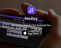 Medley - Remixing Tracks for Audiophiles
