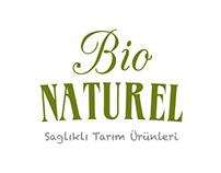 Bio Naturel Kurumsal Kimlik ve Logo Tasarımı