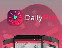 DailyFlirt app