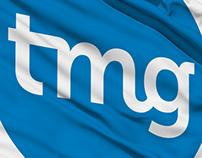TMG - Telegraaf Media Groep - Brand identity