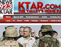 KTAR News Website