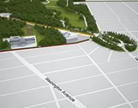 3D Map Prospect Park