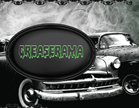 Greaserama CMS Website Design | Development