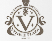 Venice Plaza Branding