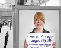 College Changed My Life