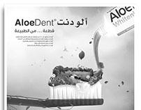 Aloe-Dent toothpaste