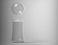 Chemistry - Glass Jar - Bruni Glass Competition