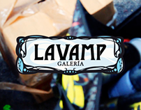 Urban Art - Graffiti at Lavamp Store : Video