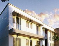 Gilberto house