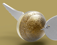 Golden Snitch - Harry Potter