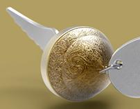 Golden Snitch - Harry Potter