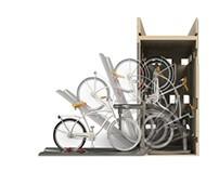 """""""Abris à vélos"""" Design contest 2010"""