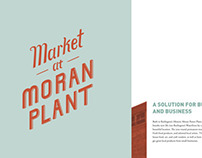 Market at Moran Plant Proposal