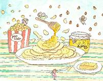 oh, honey butter!
