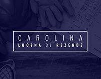 Identidade Visual Carolina Lucena de Rezende
