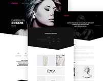 It'sMe - Creative Portfolio PSD Template 2