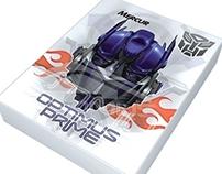 Linha Escolar Transformers (Filme)