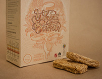 Pams - Wheat Biskits Cereal box