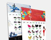 EBuy Eshoping Web UI Template Design