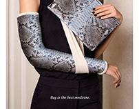 Isabelle Farrugia - Bag is the best medicine
