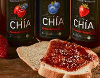 Packaging Dulces con chía Las Brisas