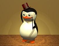 Penguin - 3D Modeling