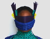 Zwazo Paper Mask