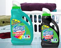 Detergente Líquido Blancox