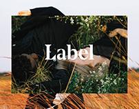 Label Fashion Brand