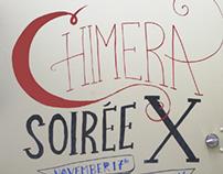 Chimera Soirée Poster