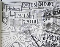 Doodle Art - For Artbox CHCH NZ...