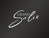 GRAND Solie Restaurant / Corporate identity