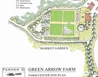 Green Arrow Farm in Ponce De Leon, Florida.