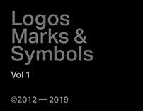 Logos Marks & Symbols Vol 1