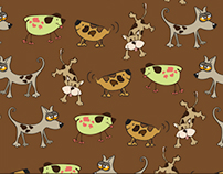 Dogs Patterns