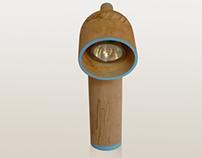 campana lamp