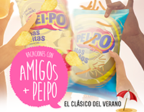 PEIPO Snacks