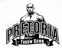 REEBOK: Pretoria Throwdown Logo