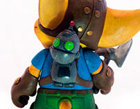 Ratchet & Clank Tribute