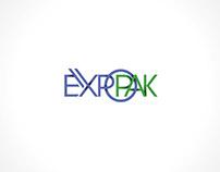 Exhibition Logo: ExpoPak Logo